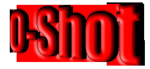 o-shot napis